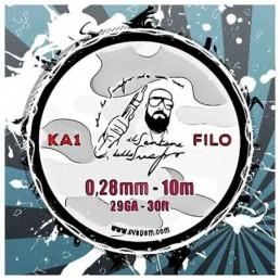 FILO KA1 10m - Il Santone Dello Svapo-0,28mm - Rigenerazione - SvapoMagic