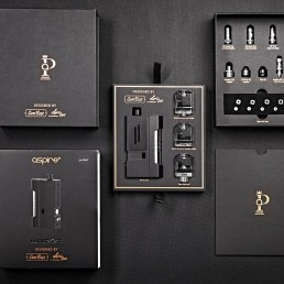 BOXX Deluxe Version - Aspire - Hardware - SvapoMagic