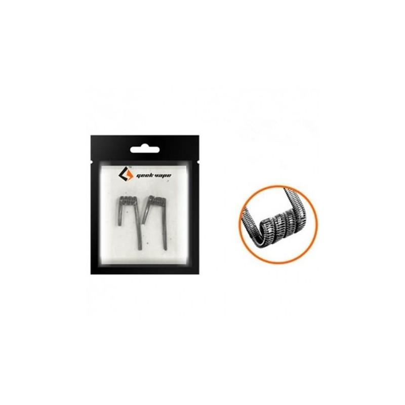 Coil Pronte - Geek Vape-Staple Staggered Mod. 8201 - Rigenerazione - SvapoMagic
