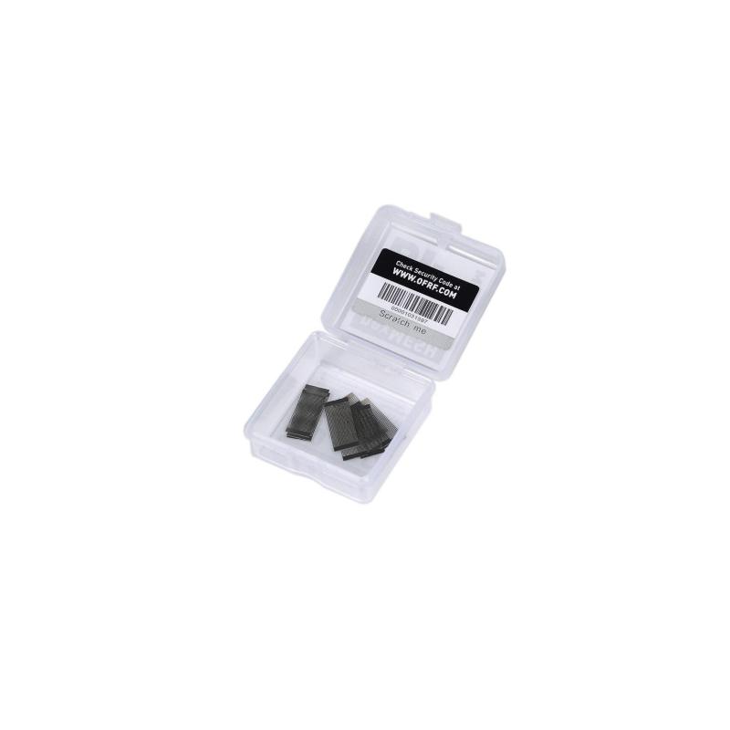 Profile nexMesh Coil SS316L 10 Pezzi - OFRF - Rigenerazione - SvapoMagic